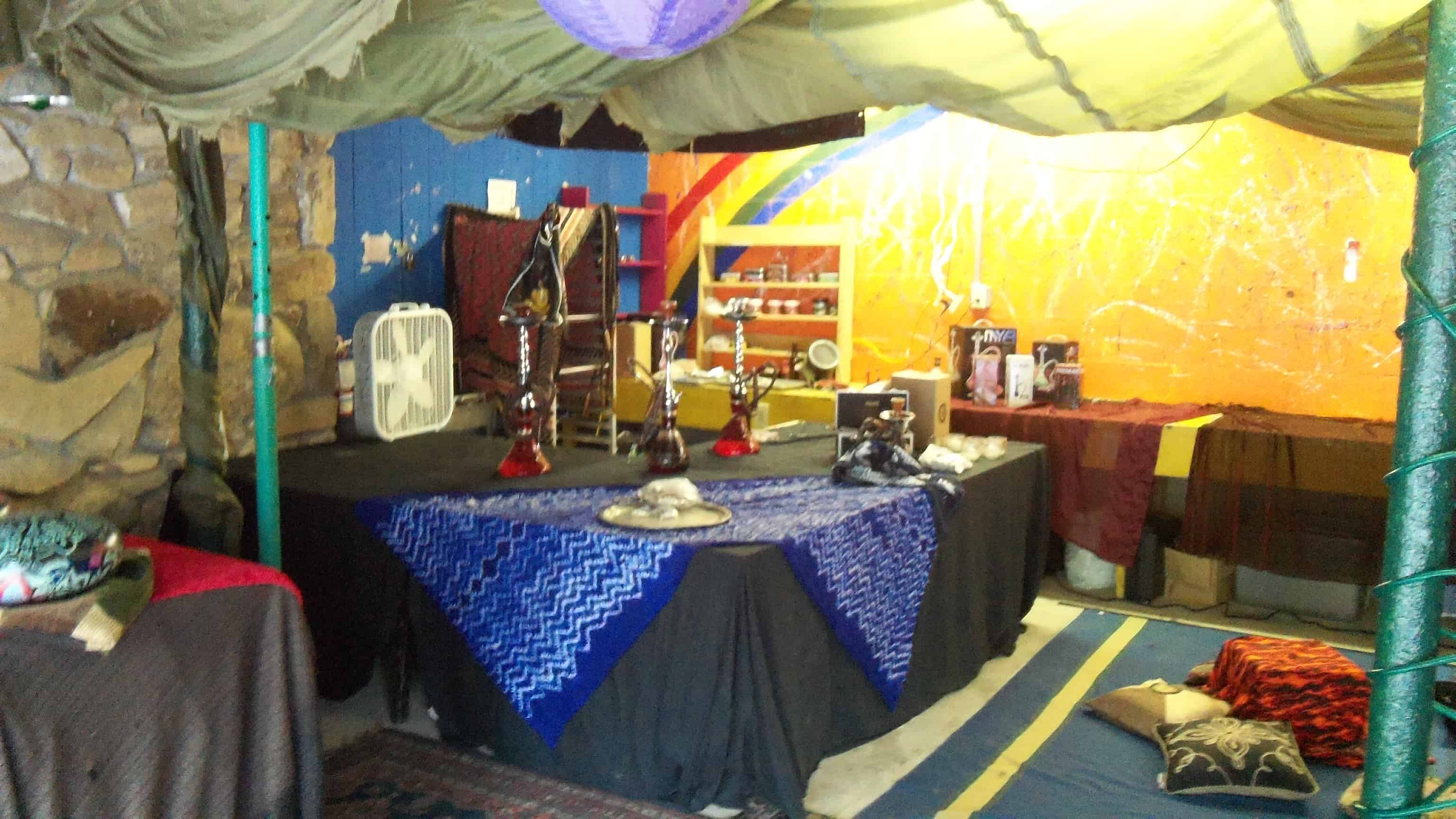 Leave a comment & Mobile Hookah Lounges at your next party - Juggling Gypsy Cafe ...